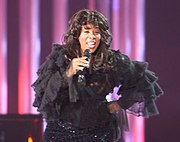 Donna Summer Nobel Peace Price Concert 2009 Donna Summer1 cropped.jpg