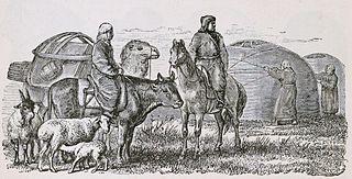 Nomadic tribes in India