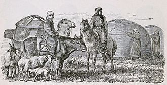 Nomadic tribes in India - Image: Nomadic Tribes of Asia