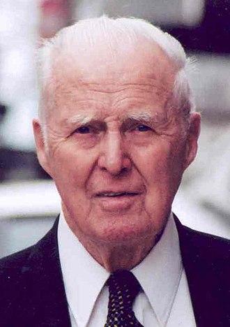 Norman Borlaug - Norman Borlaug, in 2004.