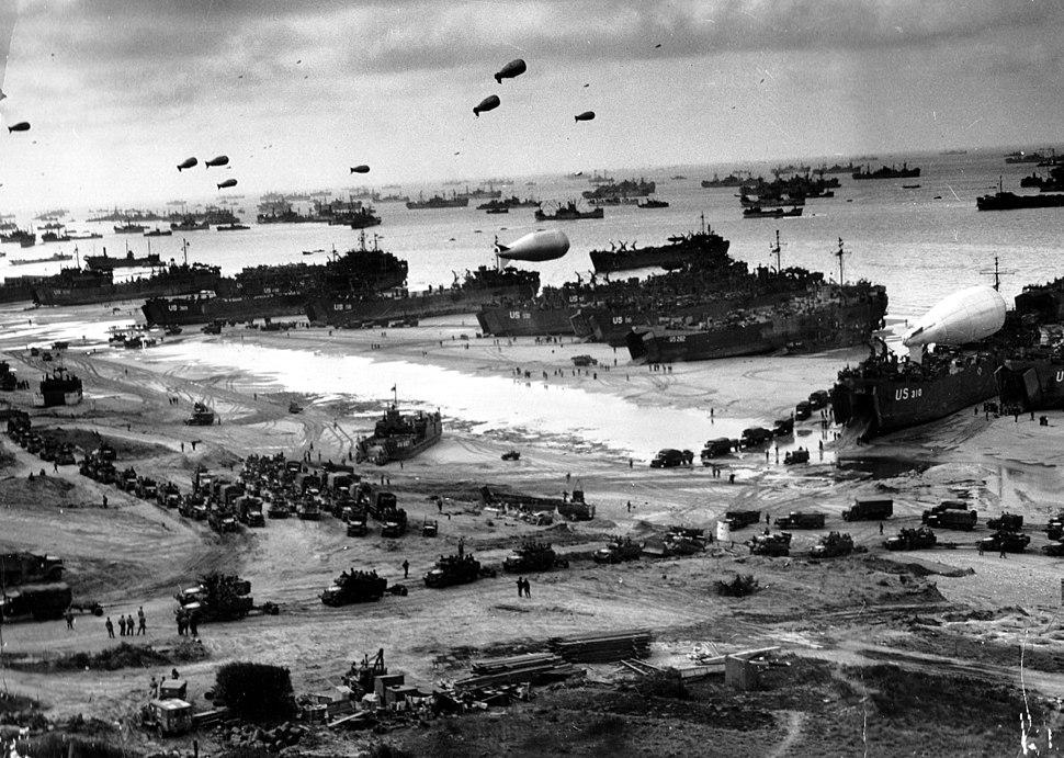 Normandy Invasion, June 1944