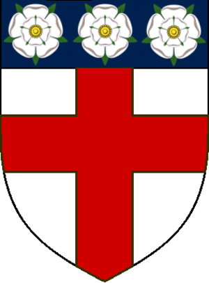 North Riding of Yorkshire - Arms of the County Council of the North Riding of Yorkshire