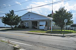 North Tiverton Fire Station