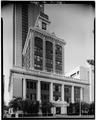 North (main)-elevation - Tampa City Hall, 315 East Kennedy Boulevard, Tampa, Hillsborough County, FL HABS FLA,29-TAMP,1-1.tif