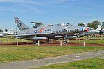 North American F-100C Super Sabre '52879 - FW-879' (really 53-1709) (29685538652).jpg