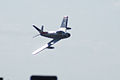 North American F-86F-30-NA Sabre Skyblazers Snodgrass 2nd Pass 02 TICO 13March2010 (14576457856).jpg