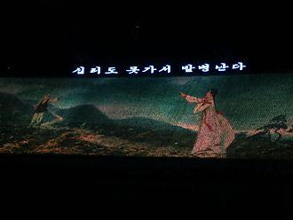 Arirang - Image: North Korea Victory Day 274 (9524347338)