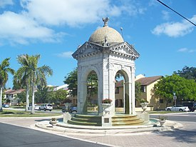North Miami FL Fulford by the Sea Entrance04.jpg