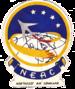 Commandement aérien du nord-est - Emblem.png