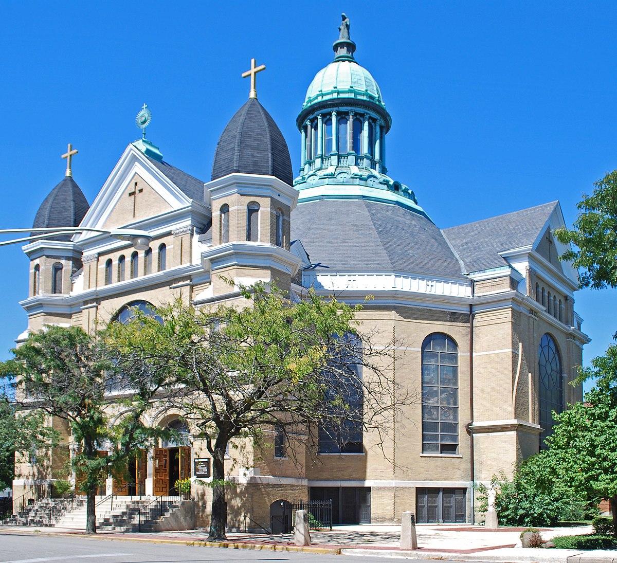 Notre Dame De Chicago Wikipedia