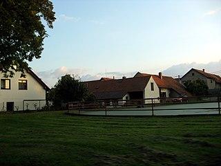 Nová Ves u Nového Města na Moravě Municipality in Vysočina, Czech Republic