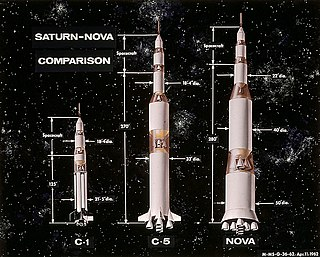 Nova (rocket) series of proposed rocket designs
