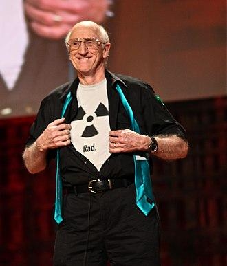 Whole Earth Catalog - Stewart Brand in 2010