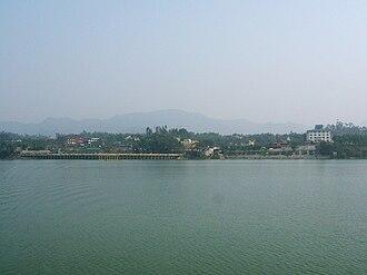 Thái Nguyên Province - Núi Cốc Lake