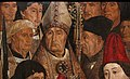 Nuno gonçalves, pannelli di san vincenzo, 1470 ca. 06 l'arcivescovo 2.jpg