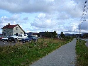 Nuorgam - Nuorgam village
