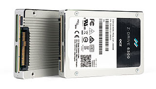 """U.2 form factor and interface specification for 2.5"""" PCIe drives"""