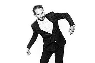 The Magician (musician) Belgian disc jockey
