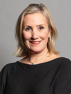 Caroline Dinenage British Conservative politician