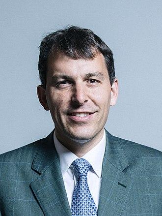 Economic Secretary to the Treasury - Image: Official portrait of John Glen crop 2