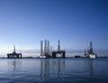 Oil rigs, Galveston, Texas LCCN2011631052.tif