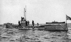 Подводные лодки типа касатка