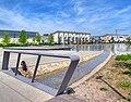 Olching Schwaigfeld, künstlicher See.jpg