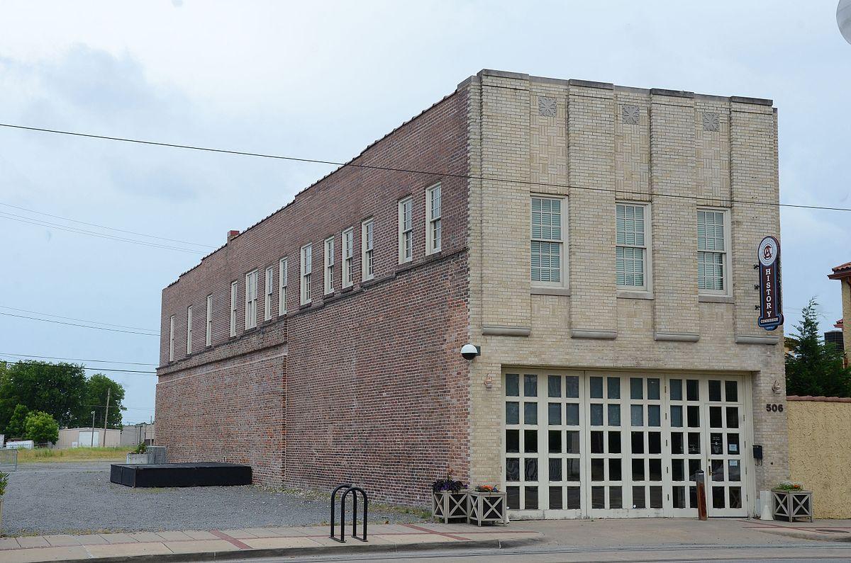 Old Central Fire Station North Little Rock Arkansas