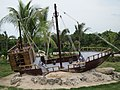 Old Fishing Boat in Front of The Hotel (Cayo Coco) - panoramio.jpg