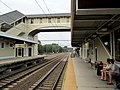Old Saybrook station platforms, August 2012.JPG