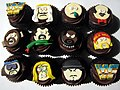 Old School WWF Cupcakes (4556481122).jpg