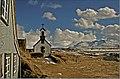Old house and church at Keldur Iceland.jpg