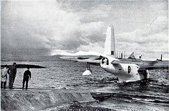 No. 330 Squadron RNoAF - Short Sunderland of the 330 Sqn