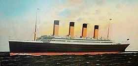 Olympic (White Star Passenger Liner on Her Maiden Voyage), by Antonio Jacobsen 826.jpg