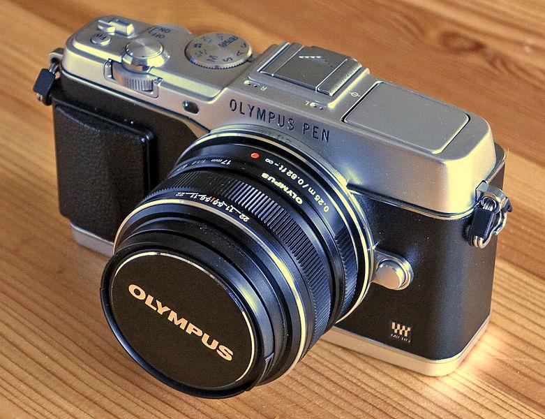 Olympus PEN E-P5