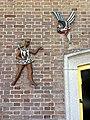 Ommel Meisje met vogels Mariahofke Kluisstraat.jpg