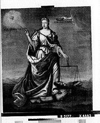 De triomf van Justitia