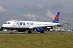 Onur Air A321-131 TC-ONS (31568425285).jpg