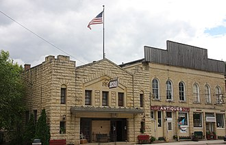 Mantorville, Minnesota - Mantorville Opera House
