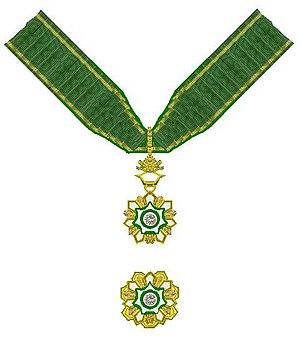 Order of King Abdulaziz - Image: Orde van Abdaluziz Al Saud