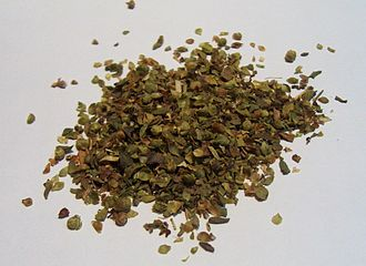 Greek cuisine - Dried oregano for culinary use