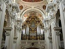 Orgeln Des Domes St Stephan Passau Wikipedia
