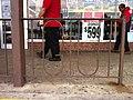 Original Grand Union Railings still in front of Food Star (7651477878).jpg