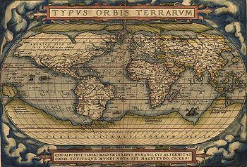 Cartina 1500.Planisferi Del Xvi Secolo Wikipedia