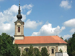 Ostojićevo - The Orthodox Church.