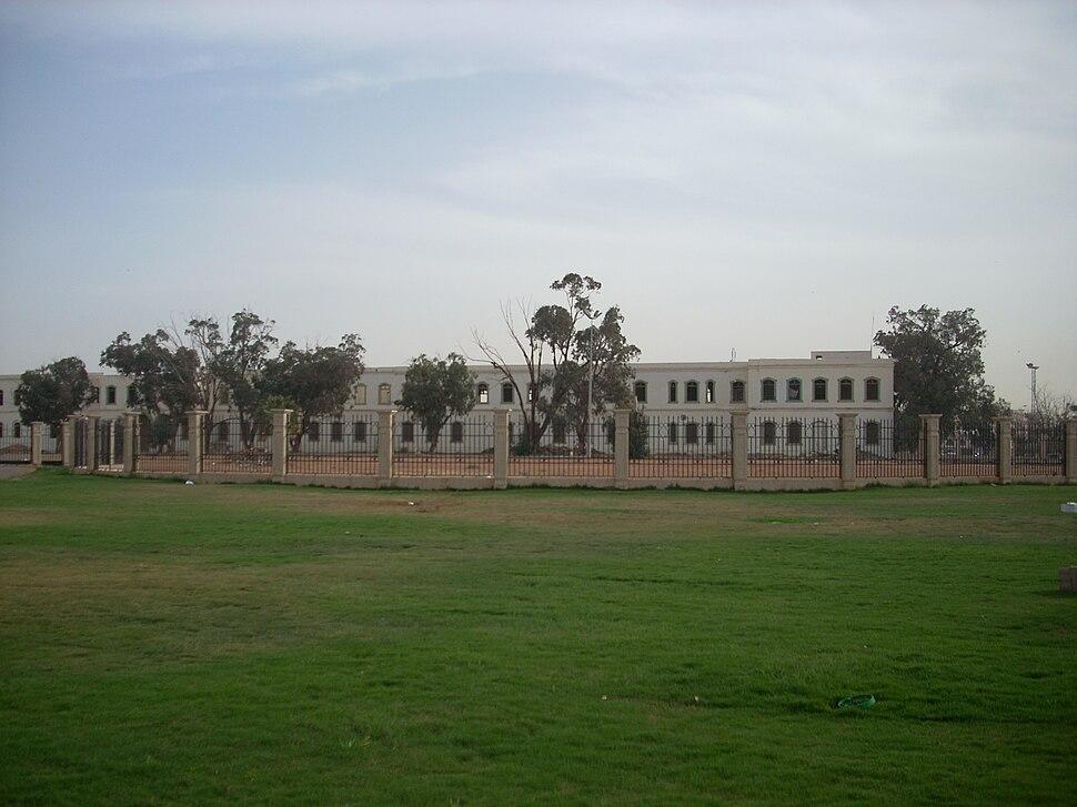 Ottoman Fort Benghazi