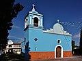 Our Lady of Ocotlán Church, San Andrés Cholula, Puebla State, Mexico .jpg