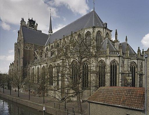Overzicht zuidgevel en oostgevel - Dordrecht - 20377107 - RCE