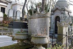 Tomb of François d'Astier de La Vigerie