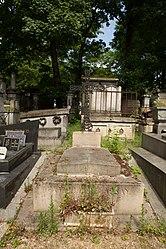 Tomb of Delaunay